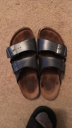 Worn burks size eight