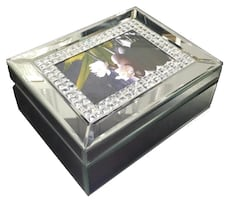 Jewelry Box with Picture