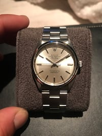 Rolex Oyster Perpetual Air King Precision 5500 Tiffany & Co Dial Vintage Watch New York, 10019