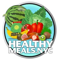 Domain & logo for sale www.healthymeals.nyc New York, 11237