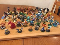 Sky landers Warrenton
