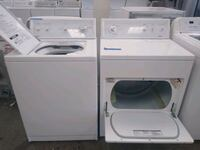 washer and dryer set excellent condition 4 months of warranty Bowie, 20715