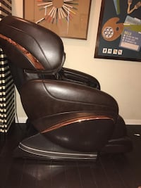 Professional Massage Chair-Like New, Bluetooth Speakers, Paid 4500.