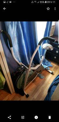 blue and gray elliptical trainer Longueuil, J4H 3R7
