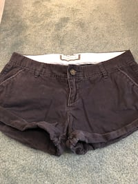 Abercrombie & Fitch navy shorts East Berlin, 17316