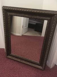 Framed Wall Mirror 22x26""