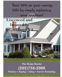The Home Doctor - Exterior Remodeling Woodbridge, 22191