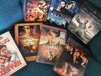 8 DVDs - Martial Arts  Las Vegas, 89108