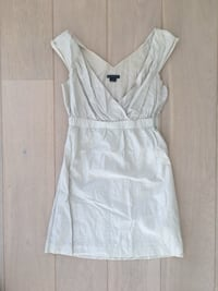 Armani Exchange white/silver dress Stavanger, 4014