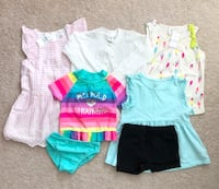 Toddler girl's clothing lot size 2T Mississauga, L5M 6C6
