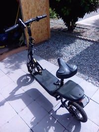 black and gray stationary bike Hemet, 92545