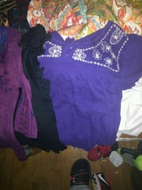 1x clothes barley worn