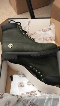Brand new size 12 Timberland limited edition 저먼타운, 20874