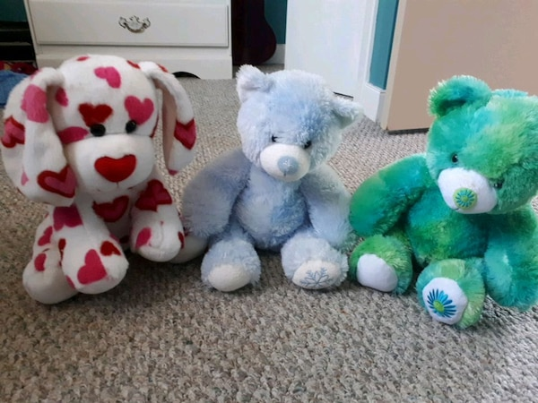 Selling 3 Build a Bears