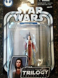 Star Wars Princess Leia. Trilogy Collection Indianapolis
