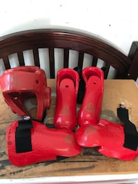 Martial arts sparring gear Coral Springs, 33065