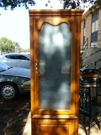 Lighted cabinet Fort Worth, 76105