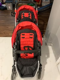 Concours option double stroller