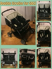 baby's black and gray stroller Greenbelt, 20770