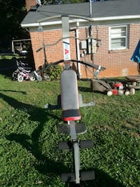 Bowflex exercise equipment must be able to pick up in Shelby nc