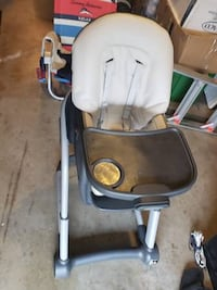 Graco Blossom Seating System Convertible High Chair IRVINE