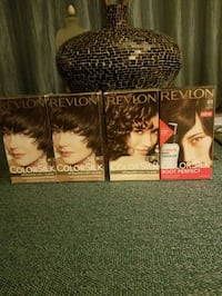 NEW-4 BOXES OF REVLON HAIRCOLOR Columbia, 21045