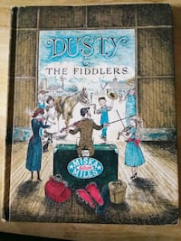 Childrens Book: Dusty & The Fiddlers Eugene, 97402