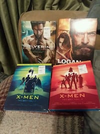 60 All X-Men collection  Traverse City, 49696