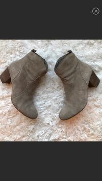 Steve Madden 'Hipstr' suede bootie | Size 7.5 Corona, 92883