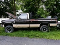 1985 Chevrolet K10 Knoxville