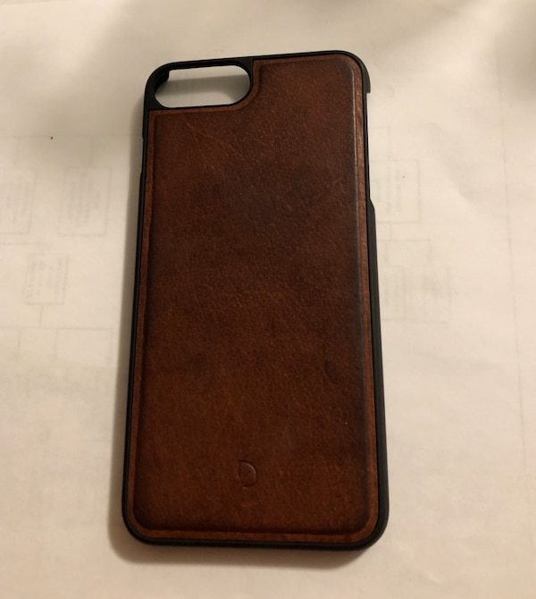 Brown Leather Phone Case/Wallet a4b22aef-44d5-4c25-a625-c8c3614660bf