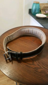 brown and black leather belt Hoboken, 07030