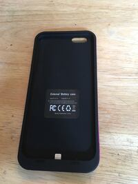 iPhone 6 pulse charging case(serious inquiries only) Knoxville, 37934