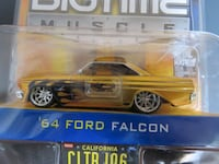 Jada Toys Diecast '64 Ford Falcon Rarely Offered Guelph