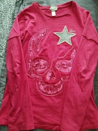 Pink Diesel Girls Long Sleeve Shirt Brampton, L7A 2H7