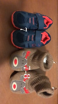 Running shoes/slippers  Kitchener, N2P 1P1