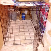 Dog Crate - extra large - 42""