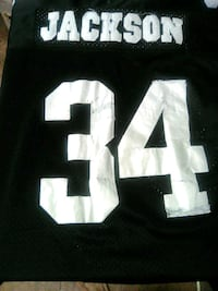 AUTHENTIC BO JACKSON RAIDERS Washington
