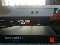 Multitrack Recording + Midi Patchbay + RackRider Tigard, 97223