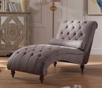 Beautiful grey chaise! Chicago, 60654