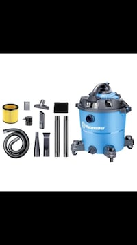 Vacmaster 12-gal. Wet-Dry Vacuum with Detachable Blower ($69)  Dallas, 75243