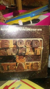 Blood Sweat and Tears album