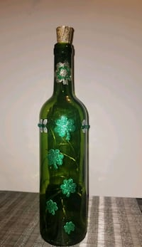 Hand made St. Patty's Day Decor