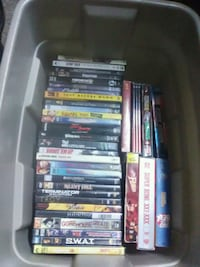 DVD MOVIES IN GREAT CONDITION North Las Vegas, 89081