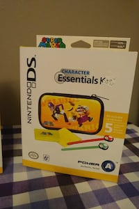 New in box, character essentials kit, Nintendo DS Mississauga, L4T 3L6