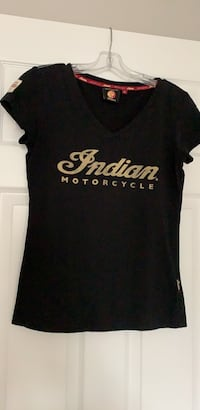 Indian Motorcycle Women's Small Tee Shirt