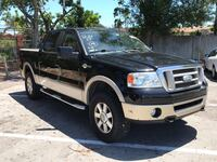 2007 Ford F-150 King Ranch 4WD Very Good Clean Title Ready To Work $3,000 Down Payment
