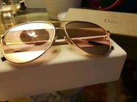 Dior Split sunglasses Toronto