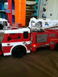 Fire truck with real sounds! Fairfax, 22030