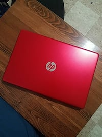 HP - 17z LAPTOP in Empress Red w/ charger